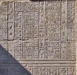 古代エジプトで太陽暦が始まった