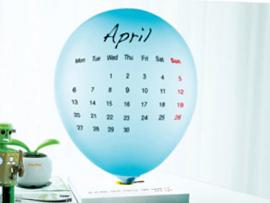カレンダーには様々な種類のカレンダーがあります。