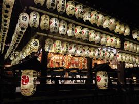 うちわと祭り(祇園祭)
