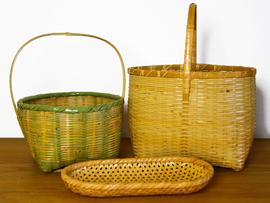 日本の伝統工芸(香川竹細工)