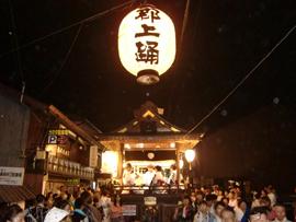 日本三大盆踊り(郡上踊り)