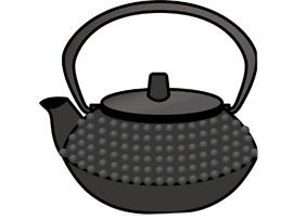 日本の伝統工芸(南部鉄器)